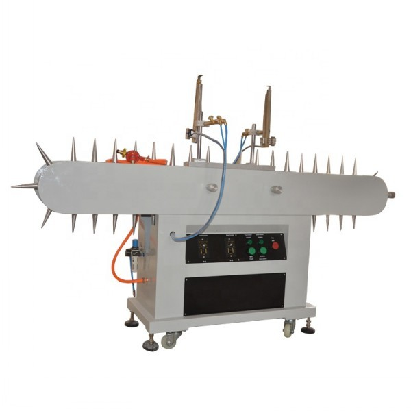 automatic gas Fire Flame Treatment Machine