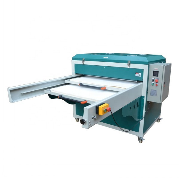 100x120 Auto Open Heat Press Machine For Clothes