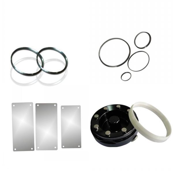 Tungsten Carbide rings, steel rings, ceramic rings