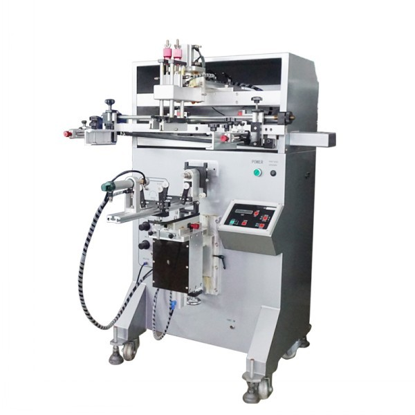 1 color screen printing machine,semi auto screen printing machine