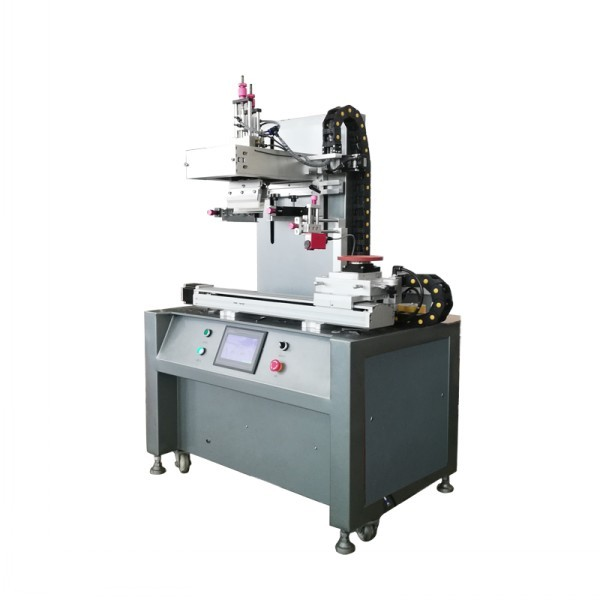 Flatbed Automatic Screen Printing machine