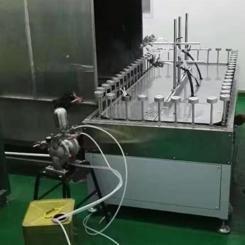 automatic spraying machine