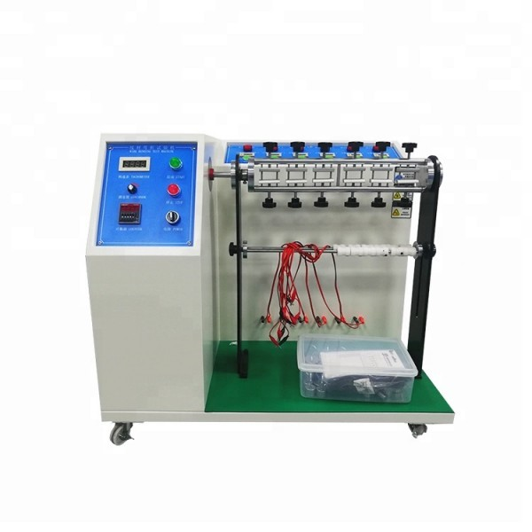 Cable swing test machine, wire swing tester